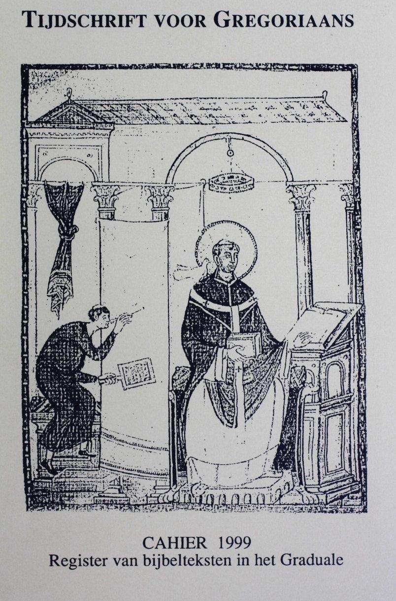 Tijdschrift voor gregoriaans, jaargang 24, Cahier 1999