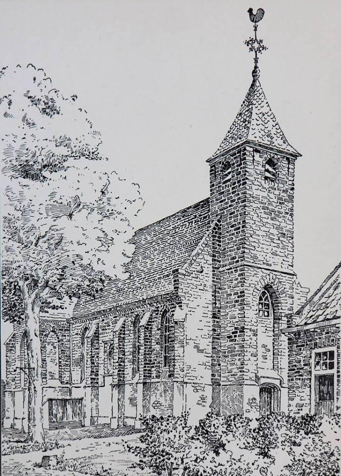 Kerkje-Blauwkapel-Utrecht