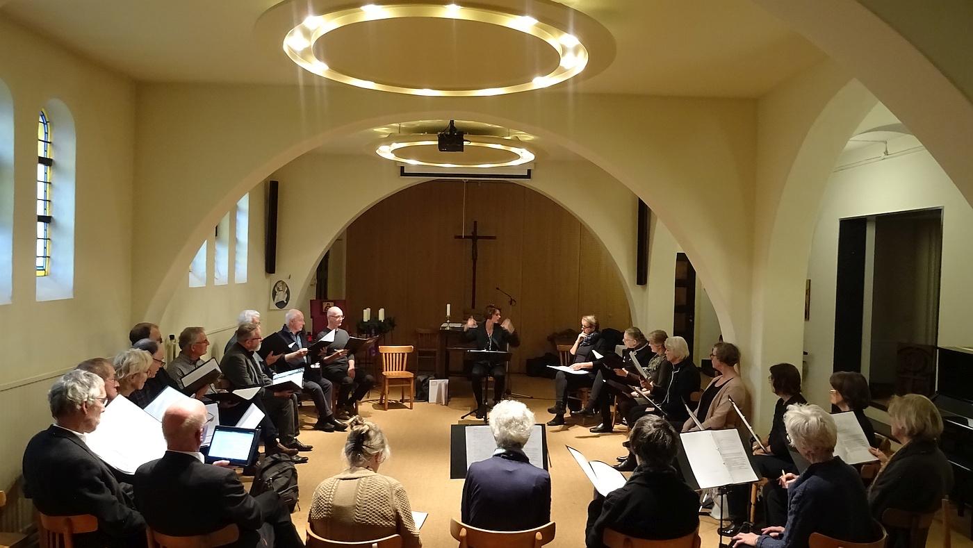 Gregoriaans Instituut Nijmegen-Instapkoor