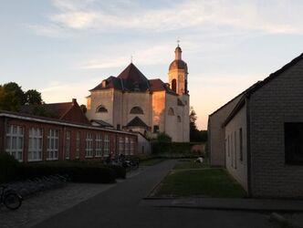 Abdijkerk-OLVrouw-Vlierbeek
