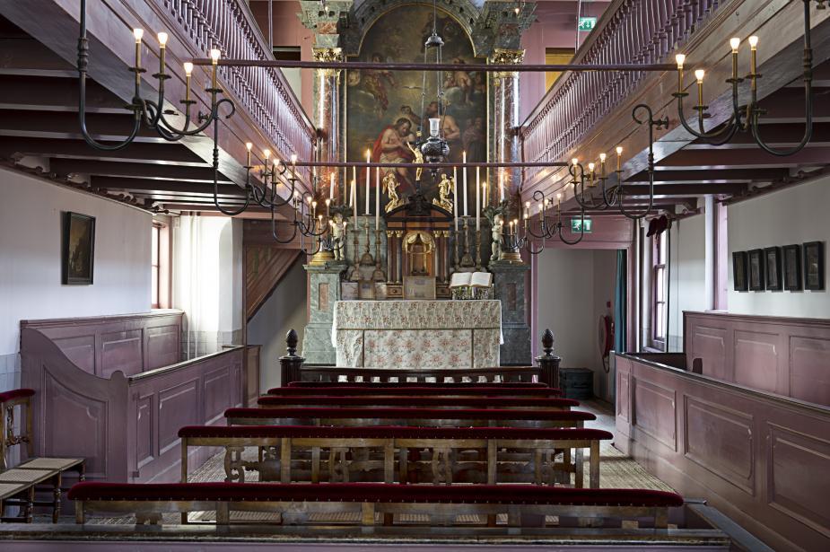 Fotograaf Arjan Bronkhorst - De Zolderkerk